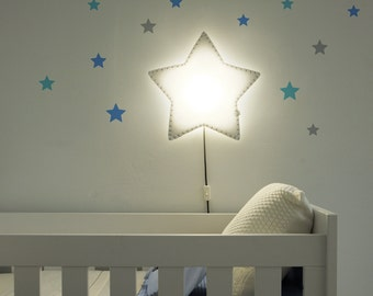 "Children wall lamp. ""SOFTLIGHT-ESTRELLA"""