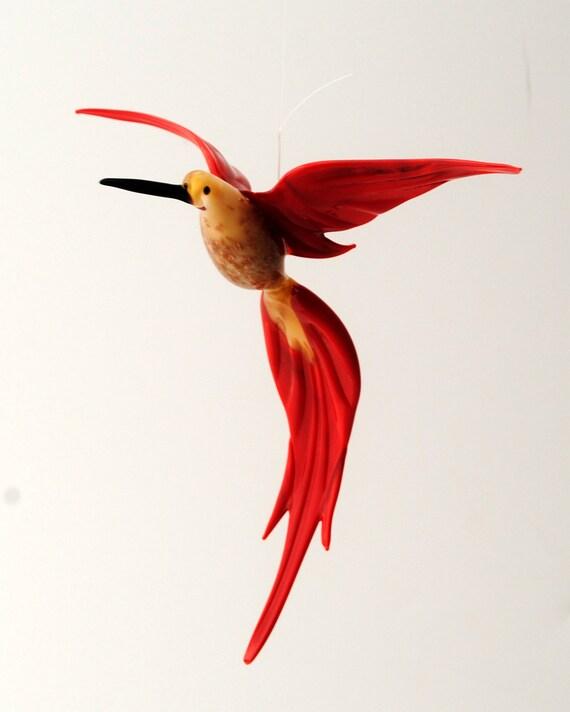 e36-224 Aventurine Hummingbird