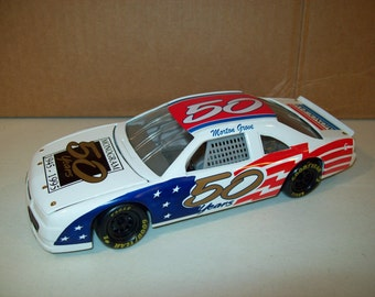 Vintage Revell Nascar Monogram Morton Grove 50 Years Diecast 1/24 Scale Car 1991