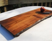Live Edge Walnut Cutting Board - MADE TO ORDER, Bread Board, Cheese Board, Gourmet Kitchen, Chef, Foodie Gift