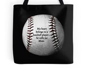 Baseball Bags, Baseball Totes, Baseball Tote Bag, Baseball Shoulder Bag, Baseball Purse, Baseball Bookbag, Baseball Tote, Baseball