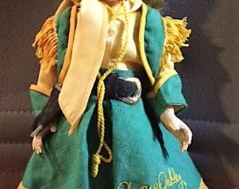 All Original Sweet Sue as Annie Oakley doll circa 1950s