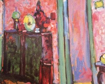 Art interior card