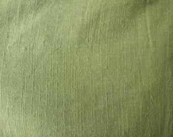 Khadi Cotton Slub Fabric, Homespun  Handwoven fabric, Handloom Indian Cotton fabric by the yard