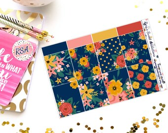 Floral Love - Full Boxes {FL01}