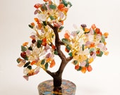 Orgone Chakra Tree w/ 7 Chakra Stones
