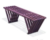 Bench X60, Eco Friendly & Made in USA