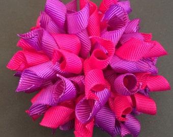 Pink and Purple Korker