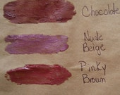 Nude Lipstick Shades for Natural Look