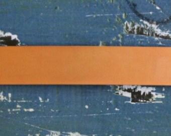 "Copper Bracelet Stamping Blank - Metal Stamping Blank - 24 Gauge -  1"" x 6"" - Pack of 1 - Jewelry Stamping Blank - SGMET-510.60"