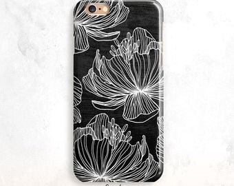 iPhone 7 Case, Floral iPhone 6S Case,Floral iPhone SE Case, iPhone 6 Plus, iPhone 5S Case, Floral iPhone 6 Case, Flowers iPhone 5 Case