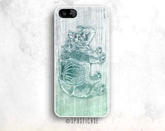 Animal iPhone 6S Case, Wood iPhone 6S Case, Rhinoceros iPhone 6 Case, iPhone 5C Wood Case, iPhone 6 Plus Case, Rhino iPhone 5S, iPhone Case