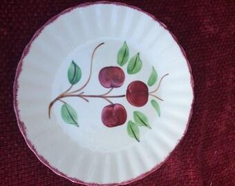 Blue Ridge plate