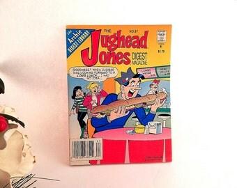 Jughead Jones Digest Magazine Vintage Archie Comic Book No 87 March 1994