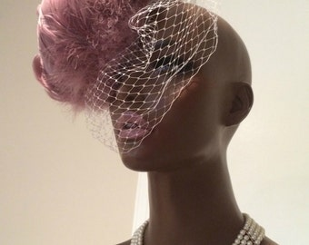 Haute Couture Fascinator,  Avant Garde,  Designs by HOPE