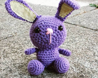 Cute little stuff bunny