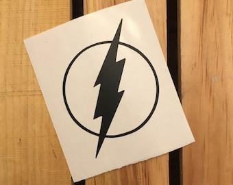 The Flash Vinyl Decal Sticker