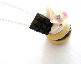 Necklace Candy Creamcake Sweet
