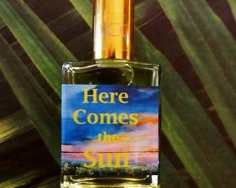 Here Comes The Sun Perfume Oil - 1/2 oz.