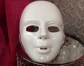 All Occasion Plain Mask Party Favor Gift