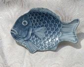 Vintage Fish Dish