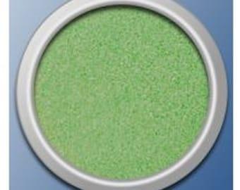 1 Ounce Lime Green Jojoba Beads