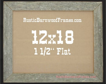 12x18 1 12 flat unfinished rustic barn wood aged weathered primitive reclaimed repurposed barnwood photo picture 12 x 18 frame frames