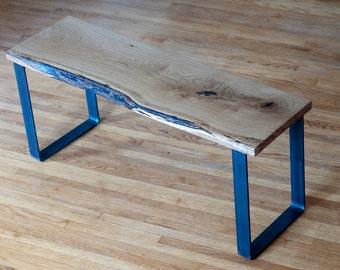 Rustic Bench | Etsy