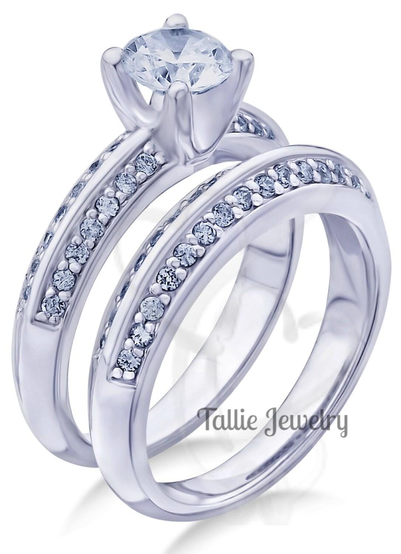Womens Wedding Rings Diamond Engagement Rings Bridal Ring Sets Matching Weddi