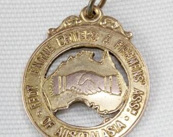 9ct Australian Medal