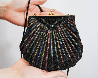 Sparkly Sequin Evening Bag