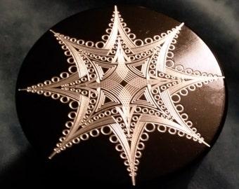 Engraved Herb Grinder