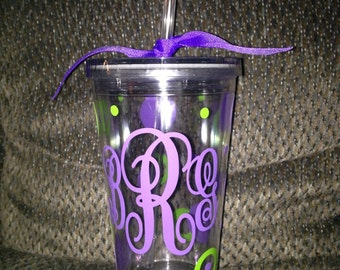 Personalized tumblers