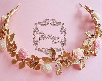Wedding accessory, Bridal Hair Pin, Bridemaid gifts, Wedding Gift - WA1013