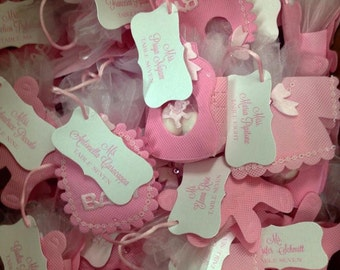 Baby Shower Favors Baby Shower Favor Confetti Almonds Baby Shower Confetti Confetti Almond Holder Baby Shower Place Cards baby Shower favors