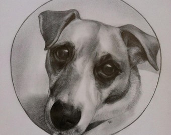 Custom Made Portrait Drawing