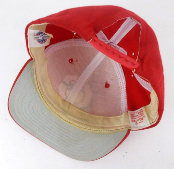 Chattanooga Lookouts Hat: 90s Chattanooga Lookouts Minor League Baseball Double A New