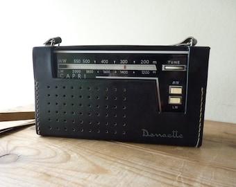 Vintage Dansette CAPRI Transistor Radio 1963
