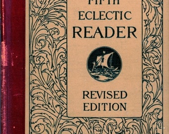 1920 McGuffey's Fifth Eclectic Reader, Revised Edition