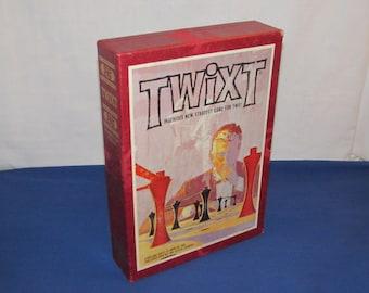 TWIXT GAME 3M 1962 Bookshelf Game