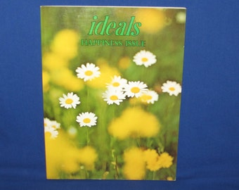 IDEALS May of 1977 HAPPINESS ISSUE Volume 34 Number 3