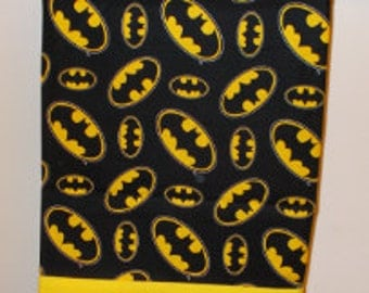 Batman Standard Pillow Case-100% Cotton