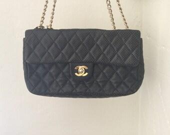 70s Vintage Chanel Handbag
