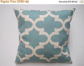Pillow Cover, Decorative Throw Pillows, Pillow, Throw Pillow, Blue Pillows, Decorative Pillows, Cushions, Beach Decor, Wedding