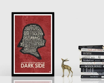 Star Wars - Darth Vader Quote Poster