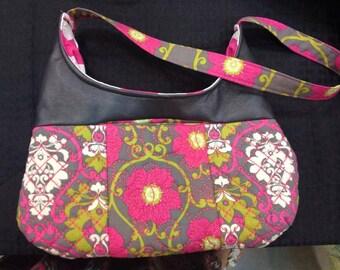 Floral Hobo Bag (Small)