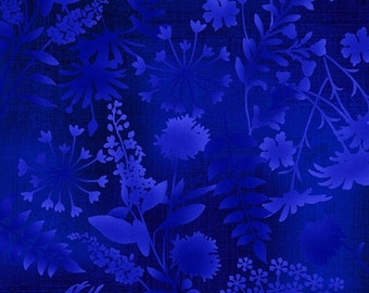 Mariposa Meadow Floral Flower Fabric