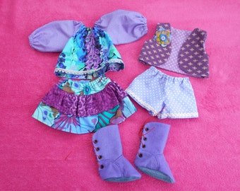"""Doll clothes for our 18"""" rag dolls"""