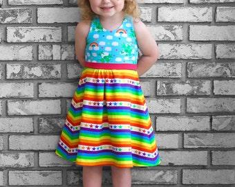 Aurora Crop Top & Dress