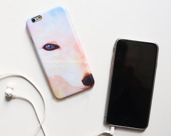 FOX Pastel iPhone 6s plus case , Pastel iPhone 6 case , iPhone 5s pastel , Fox iPhone 5 case